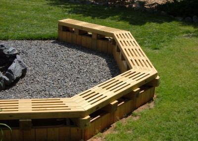 pit-benches
